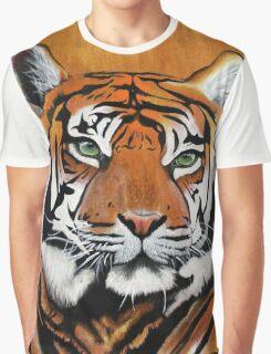 Orange Glow Graphic T-Shirt
