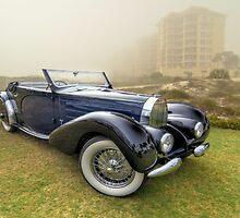 1936 Bugatti Type 57 Stelvio by John E Adams