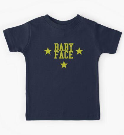 Baby Face Kids Tee