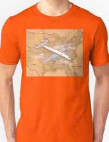 Lockheed Constellation Unisex T-Shirt