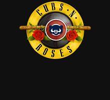 Cubs N Roses Unisex T-Shirt