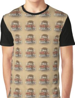 Only Hell Awaits Graphic T-Shirt