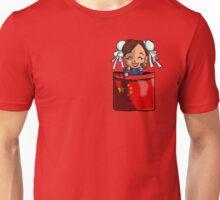 Street Fighter Pocket Pals - #3 Chun Li Unisex T-Shirt