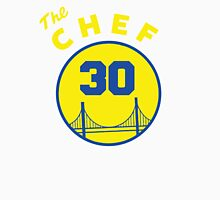 """Stephen """"The Chef"""" Curry Warriors Basketball by AiReal Apparel Unisex T-Shirt"""