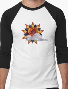 Noyade Sun Men's Baseball ¾ T-Shirt
