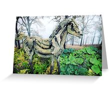 Forest Foal Greeting Card