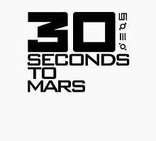30 seconds to mars black Classic T-Shirt