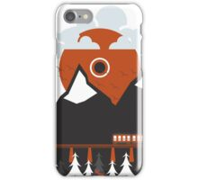 Minimal Sunrise iPhone Case/Skin