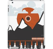 Minimal Sunrise iPad Case/Skin