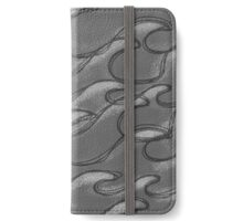 Waves iPhone Wallet/Case/Skin