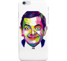 Mr. Bean | PolygonART iPhone Case/Skin