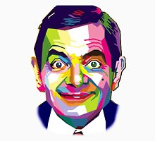 Mr. Bean   PolygonART Unisex T-Shirt