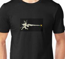 Female Corrin dragon lunge silhouette Unisex T-Shirt
