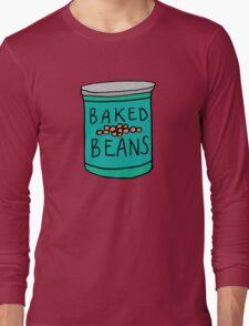 Baked beans Long Sleeve T-Shirt