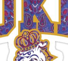 JMU Duke Dog Sticker