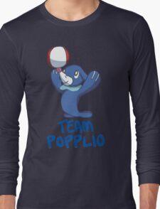 #TeamPopplio Long Sleeve T-Shirt