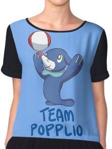 #TeamPopplio Chiffon Top