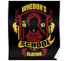 School of Slaying Poster