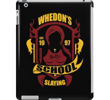 School of Slaying iPad Case/Skin