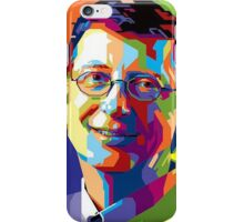 Bill Gates | PolygonART iPhone Case/Skin