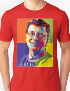 Bill Gates | PolygonART T-Shirt