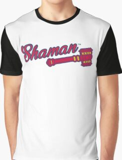 Shaman (alternate) - WoW Baseball Graphic T-Shirt