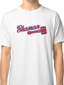 Shaman (alternate) - WoW Baseball Classic T-Shirt