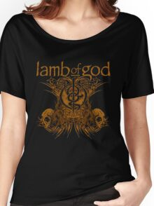 LAMB OF GOD TDM Women's Relaxed Fit T-Shirt