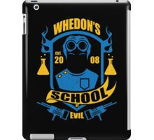 School of Evil iPad Case/Skin