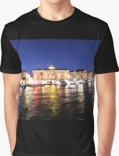 Swedish Scenes - Colours of Stockholm Graphic T-Shirt