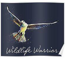 Wildlife Warrior Poster