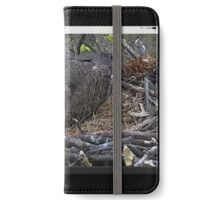 The President, Baby Sitting -- Bald Eagles If you like, please purchase, try a cell phone cover thanks iPhone Wallet/Case/Skin
