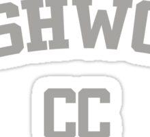 Bushwood Country Club - Caddyshack  Sticker