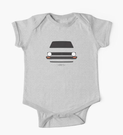 MK1 simple front end design One Piece - Short Sleeve