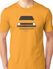MK1 simple front end design Unisex T-Shirt