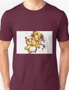 Human with Amphroas T-Shirt