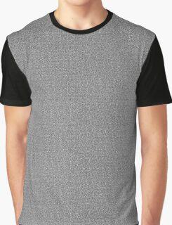TV Static Graphic T-Shirt