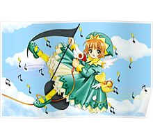 Sakura - Song Poster
