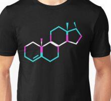Trans Testosterone Molecule Unisex T-Shirt