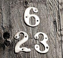 6 over 23  by Ethna Gillespie
