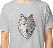 Mandala wolf vol.2 Classic T-Shirt