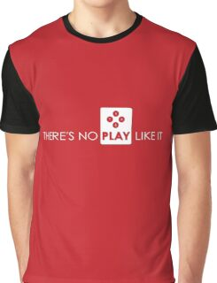 There's No Play Like It Graphic T-Shirt