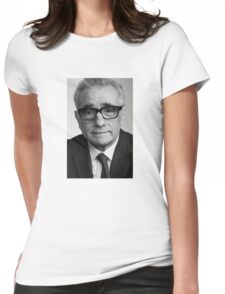 Scorsese  Womens Fitted T-Shirt