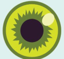 Evil Eye sticker Sticker
