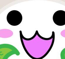 Overwatch Turnip Sticker