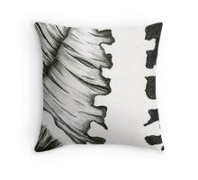 Anatomical Spine Throw Pillow