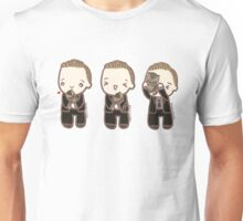 Tom Hiddleston and the baby leopard Unisex T-Shirt