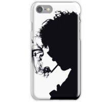 bob dylan iPhone Case/Skin