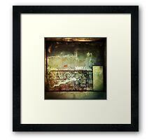 Requiem for a Dream Framed Print