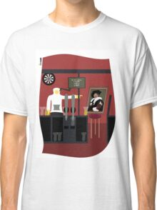 Cavalier Attitude (or Hals Well That Ends Well) Classic T-Shirt